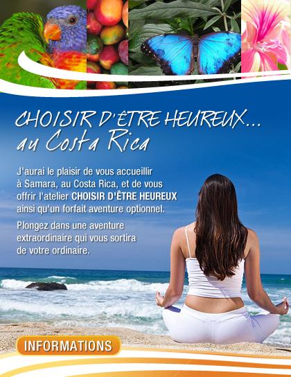 Choisir le Costa Rica